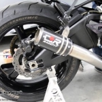 ท่อ RACEFIT CARBON SLIP-ON FOR KAWASAKI ZX10R