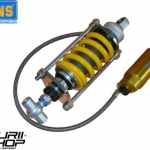 Ohlins Rear Shock Absorber Sub Tank for TMAX530