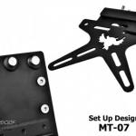 ท้ายสั้นSet up Design พับได้ MT-07