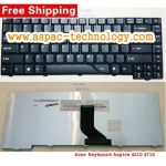 Keyboard ACER Aspire 4210 4710 Black