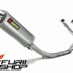 ท่อ AKRAPOVIC TITANIUM FULL-SYSTEM FOR HONDA AFRICA TWIN