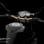 แฮนด์บาร์ MT-03 Biker