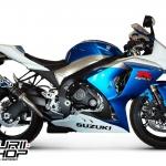 ท่อ Termignoni Slip-on for Suzuki GSX-R1000