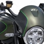 ชิวหน้า ERMAX NOSE FAIRING สีเขียว FOR KAWASAKI Z900RS