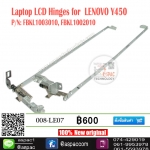 Laptop LCD Hinge L&R for LENOVO IDEAPAD Y450
