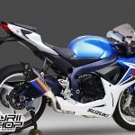 ท่อ Yoshimura Fullsystem R11 Titanium for Suzuki GSX-R1000