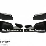 แฮนด์การ์ด BarkBuster VPS สีดำ
