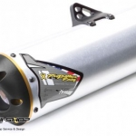 Two Brothers M7 Slip-On Exhaust Honda CRF250L 2013-2016