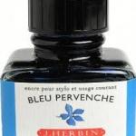 หมึก D Ink 30ml. J.Herbin - สีฟ้าเข้ม BLeu Pervenche 13