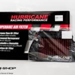 กรองอากาศ Hurricane สำหรับ Honda CB650F แบบผ้า
