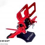 เกียร์โยง Spyker Step2 (สีแดง) For M-Slaz