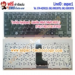 Toshiba Keyboard คีย์บอร์ด Satellite M645 M640 M650 / P740 P740D P745 P745D