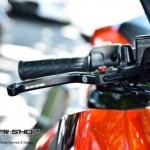 มือเบรค มือครัช Bikers รุ่น Premium ปรับระดับ และ พับได้ สำหรับ Z125