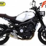 ARROW Titanium XSR900