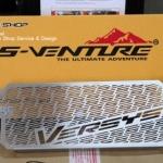 การ์ดหม้อน้ำ s-venture for versys 650