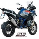 ท่อ SC PROJECT TITANIUM FOR BMW GS1200