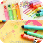 Jelly Stick Highlighter ปากกาไฮไลท์ เนื้อเจลลี่ 3 ด้าม