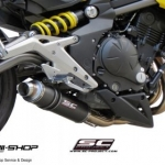 ท่อ SC PROJECT GP for Kawasaki ER6N - Ninja 650