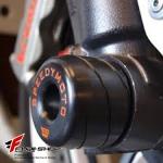 กันล้ม Speed Moto ด้านหน้า ตรงรุ่นสำหรับ Ducati Diavel