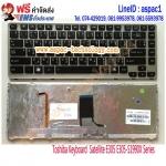 Toshiba Keyboard คีย์บอร์ด Satellite E305 E305-S1990X Series ภาษาไทย อังกฤษ