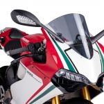 ชิวหน้า PUIG SMOKE FOR DUCATI PANIGALE 899 1199