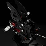 เกียร์โยง BIKERS สีดำ FOR HONDA CB300F/CBR300R