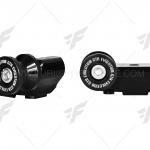 สปูน GTR สีดำ FOR HONDA CB150R