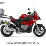 ปี๊บบน 40L พร้อมเพลท K2 PRO 40L FOR BMW S1000XR