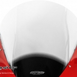 MRA Double bubble screen Ducati1299