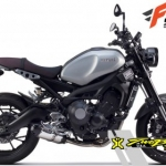 Two brother Full Cabon XSR900