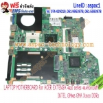 LAPTOP MOTHERBOARD for ACER EXTENSA 4620 series 48.4H001.03M INTEL GM965 GMA X3100 DDR2
