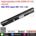 Original Battery For DELL INSPIRON 3451 3551 3458 3558