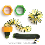 Cucumbo Slicer ที่สไลด์เกลียวแตงกวา
