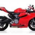 Arrow S o Titanium Ducati 899 Panigale