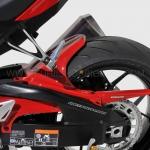 บังโคนหลัง ERMAX สีแดง FOR HONDA CBR1000RR