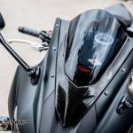 ชิวหน้า Motozaa ทูโทน เคฟล่า CBR500R