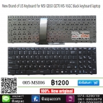 NEW US Laptop Keyboard For MSI GE60 Series GE60 0ND-092XCN 2OD-236XCN 2PC-865XCN 2PF-459XCN With frame V139922CK1