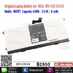 Original Battery For DELL XPS 15Z L511Z