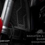 การ์ดบังเครื่อง Leon For Monster821