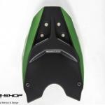 อันเดอร์เทล MotoZaa สีเขียวเข้ม for Ninja300 Z300 Z250