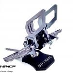 เกียร์โยง Spyker Step2 (สีไทเทเนี่ยม) For M-Slaz