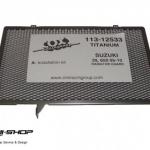 การ์ดหม้อน้ำ COX FOR SUZUKI V-STROM 650