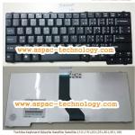 Toshiba Keyboard คีย์บอร์ด Satellite Satellite L10 L15 L20 L25 L30 L35 L100 L110 L200 / TECRA L2 Series ภาษาไทย/อังกฤษ