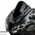 ชิวหน้า HOTBODIS RACING สีดำ FOR KAWASAKI ZX10R