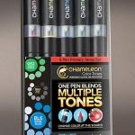 ชุดปากกาสี Chameleon Set 5 Pens - Primary Tone