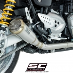 ท่อ SC PROJECT Conic '70s Silencers - Short version THRUXTONR
