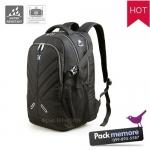 """กระเป๋าเป้โน๊คบุ๊ค Backpack รุ่น Tough กันน้ำ สำหรับหน้าจอ 13-15.6"""" หรือ macbook"""