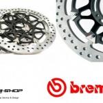 Brembo จาน T drive