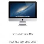 ซ่อม iMac