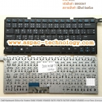 Dell Keyboard คีย์บอร์ด Vostro 5460 V5460 V5460D 5470 V5470 5470R V5480 V5480D ภาษาไทย อังกฤษ